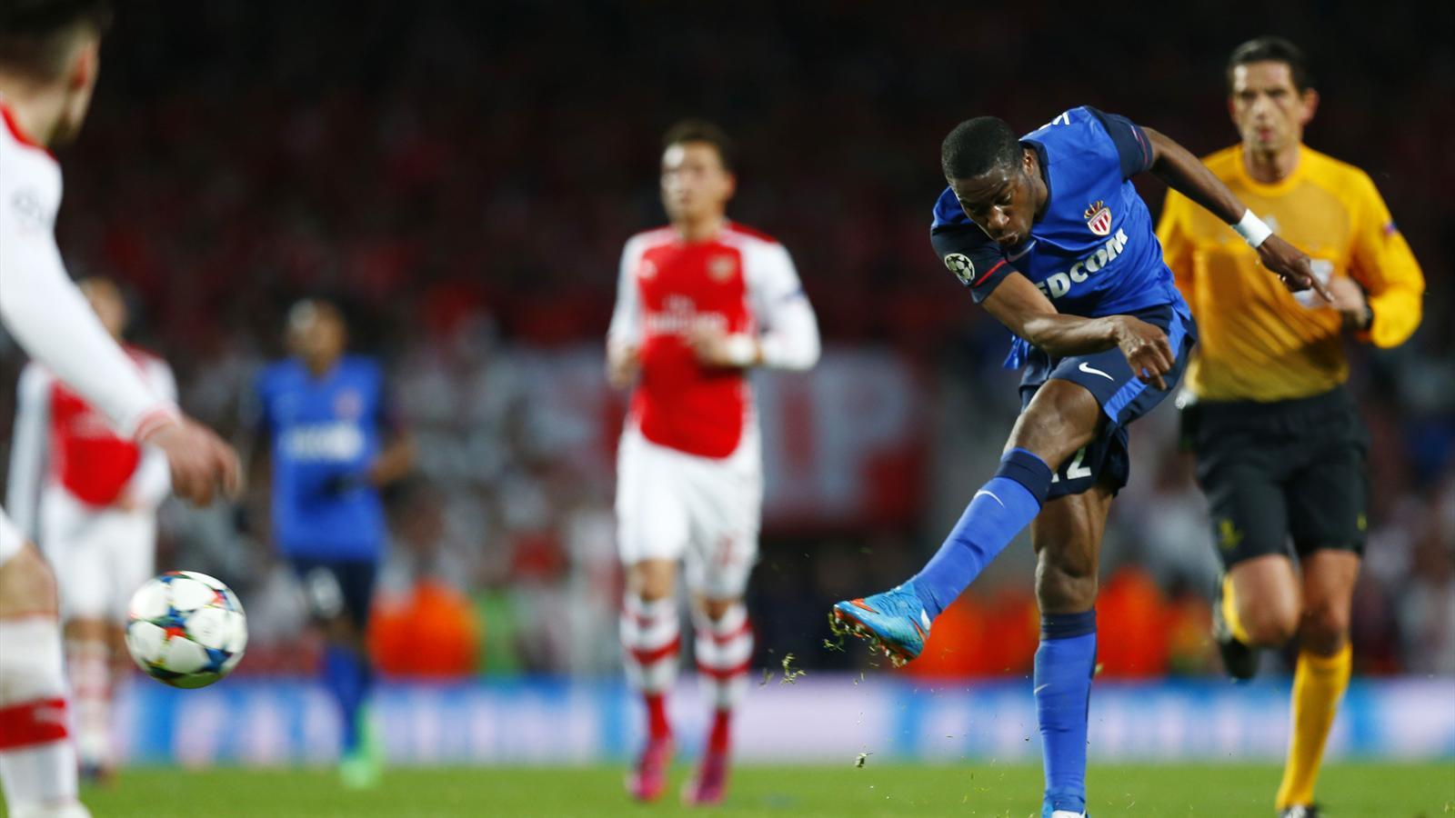 Match Monaco Arsenal en direct live streaming