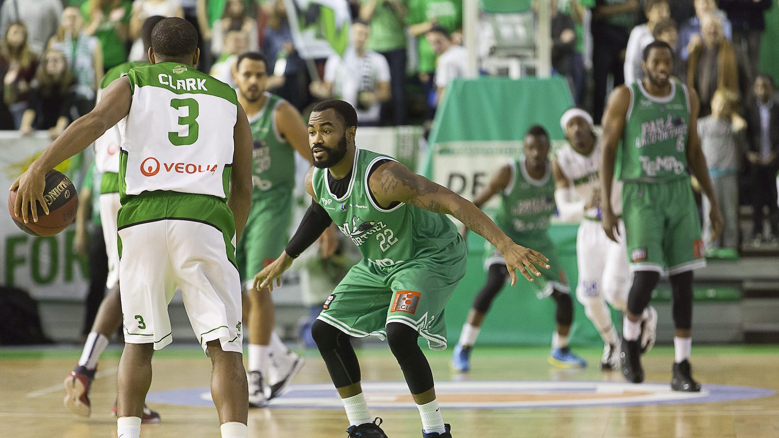 Match Pau Lacq Orthez vs JSF Nanterre en direct live streaming