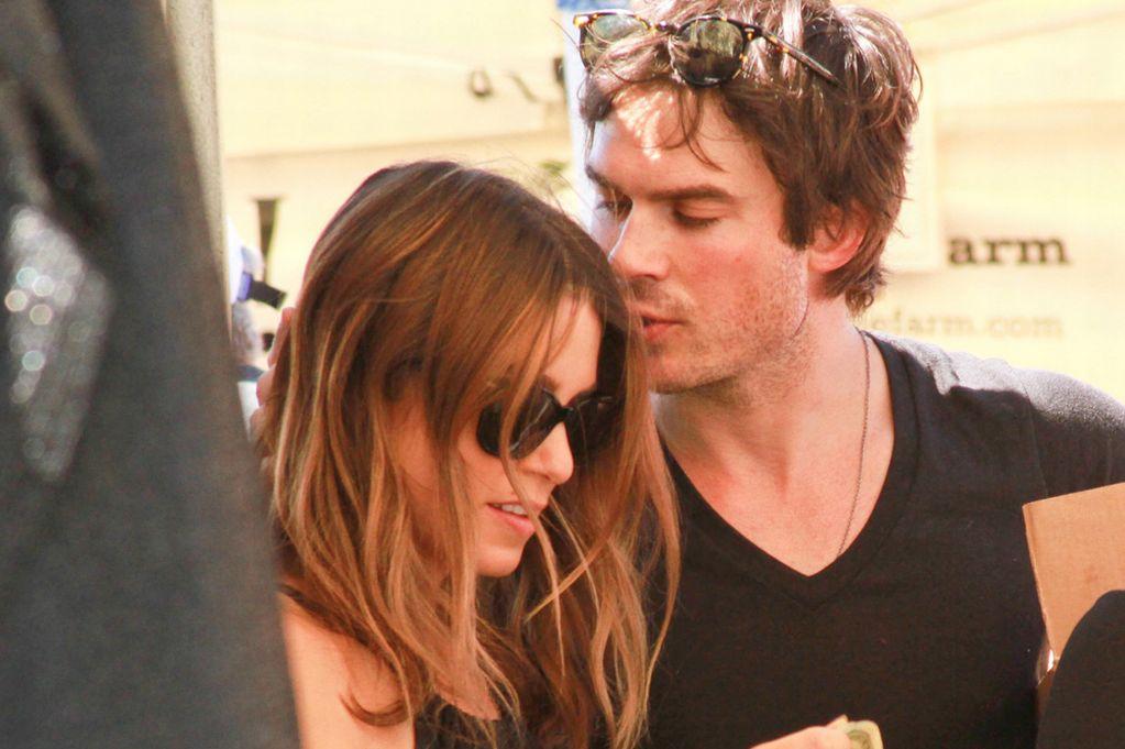 Nikki Reed et Ian Somerhalder sont plus amoureux que jamais