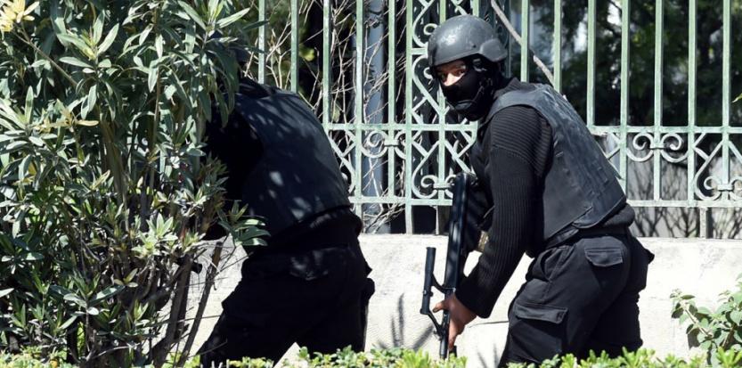 Police Bardo Terroriste