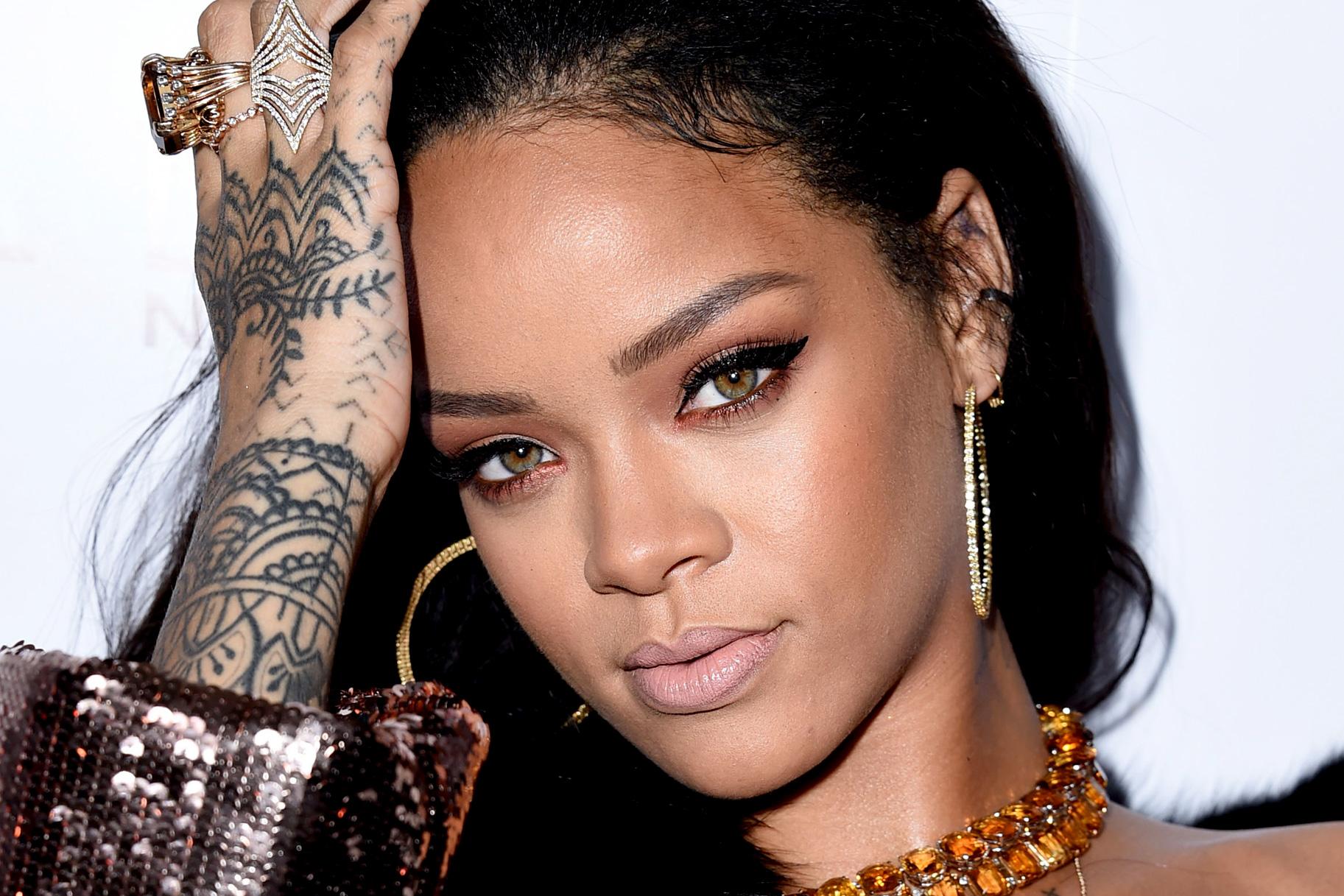 Rihanna l'artiste la plus écoutée
