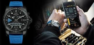 Une montre connectée destinée aux pilotes