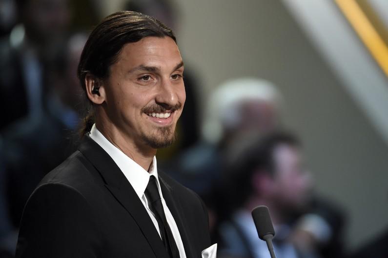 Zlatan Ibrahimovic compte rester en France