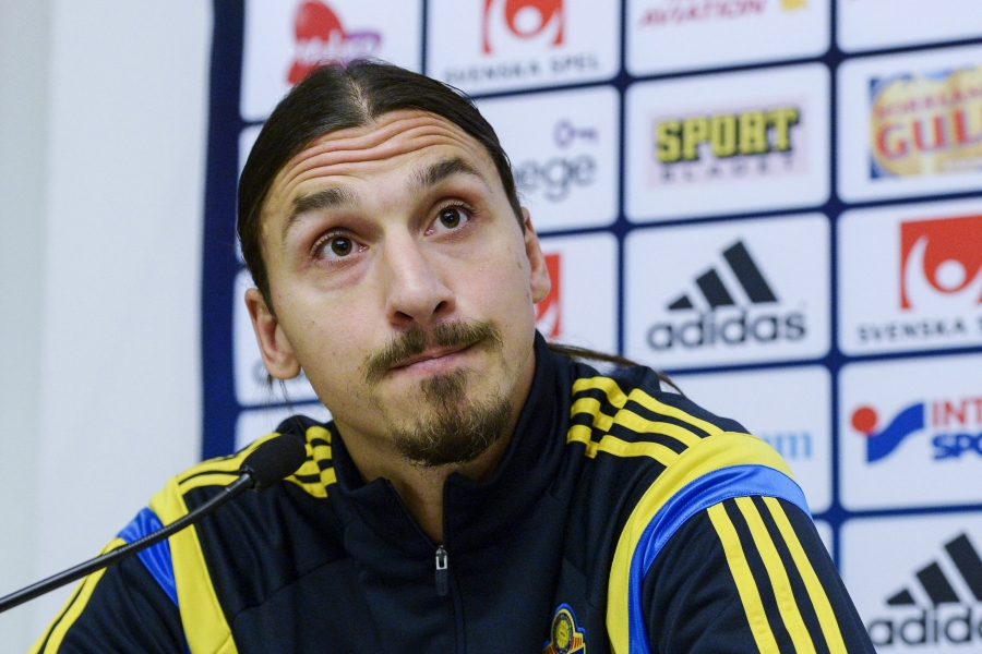 Zlatan Ibrahimovic précise qu'il aime la France