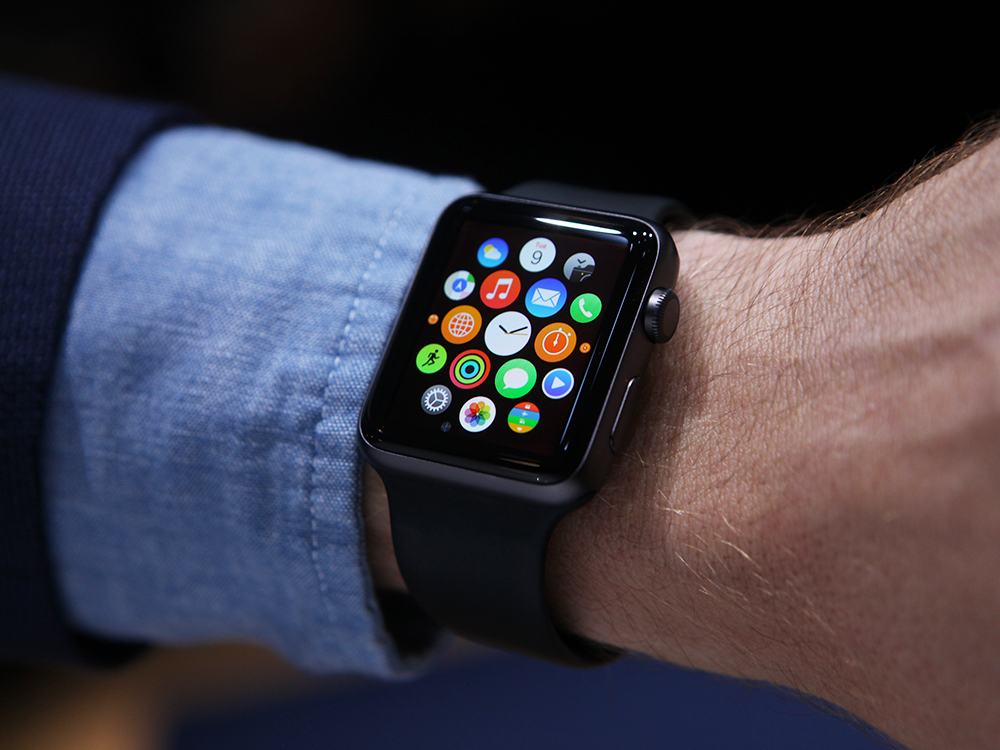 Anticipation: au moins 1 million d'Apple Watch écoulées dès ce premier weekend