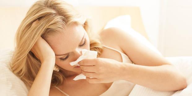 L'épidémie de grippe a été forte cette année