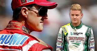 Le fils de Schumacher sur le circuit du Motorsport Arena