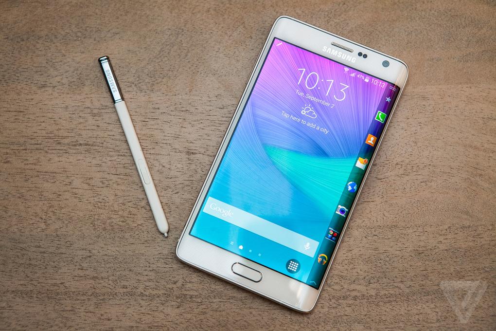 Le succès incroyable du Galaxy S6 Edge