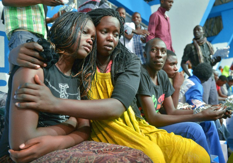Massacre de Garissa - Kenya