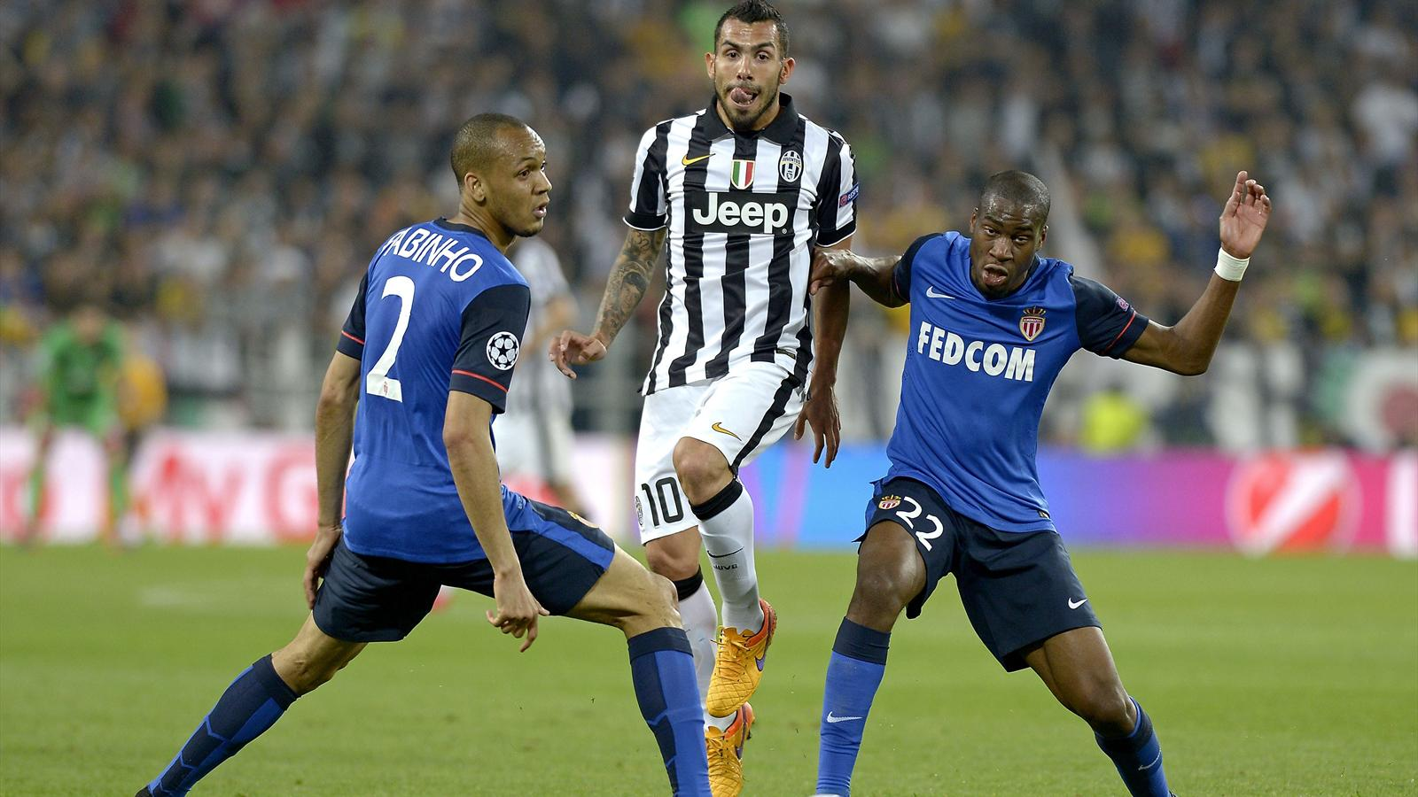 Match AS Monaco - Juventus en direct live streaming