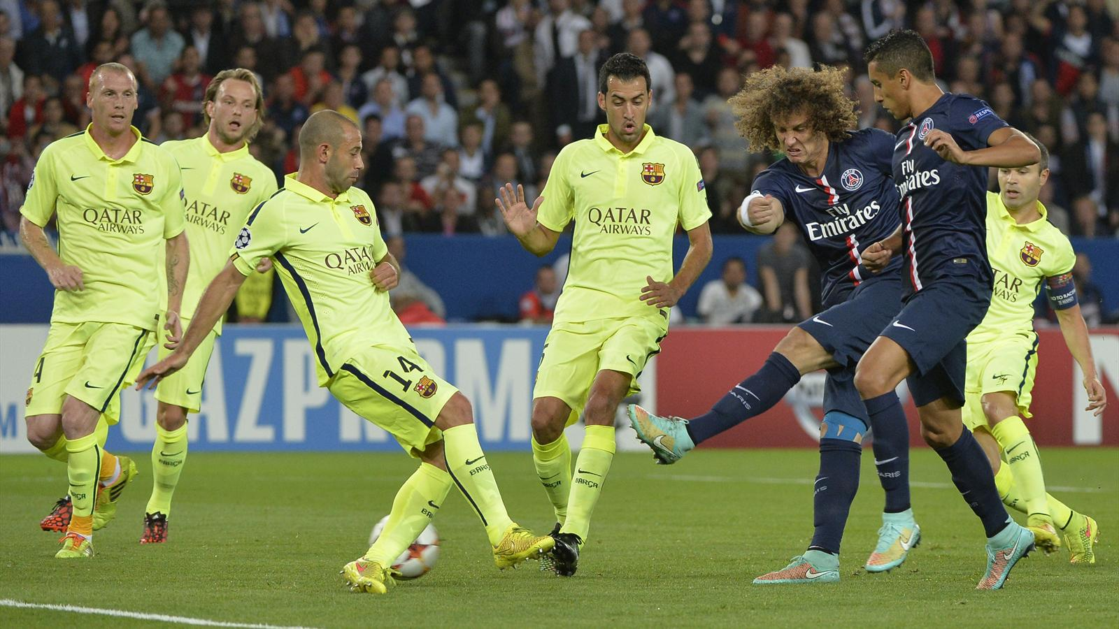 Match FC Barcelone - PSG en direct live streaming