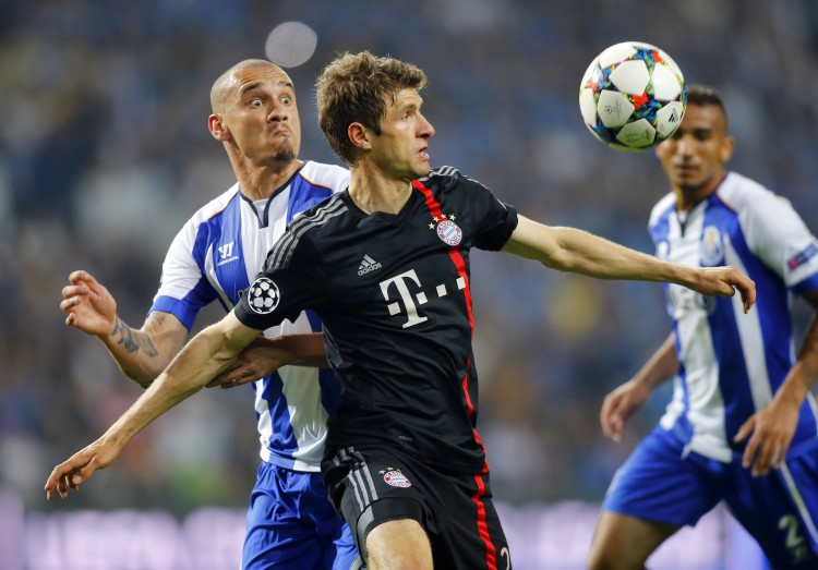 Match Bayern Munich - FC Porto en direct live streaming