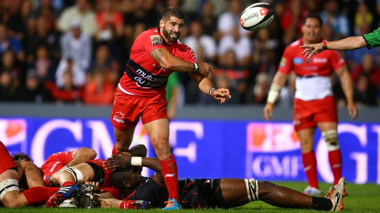 Rugby RC Toulon vs London Wasps en direct live streaming