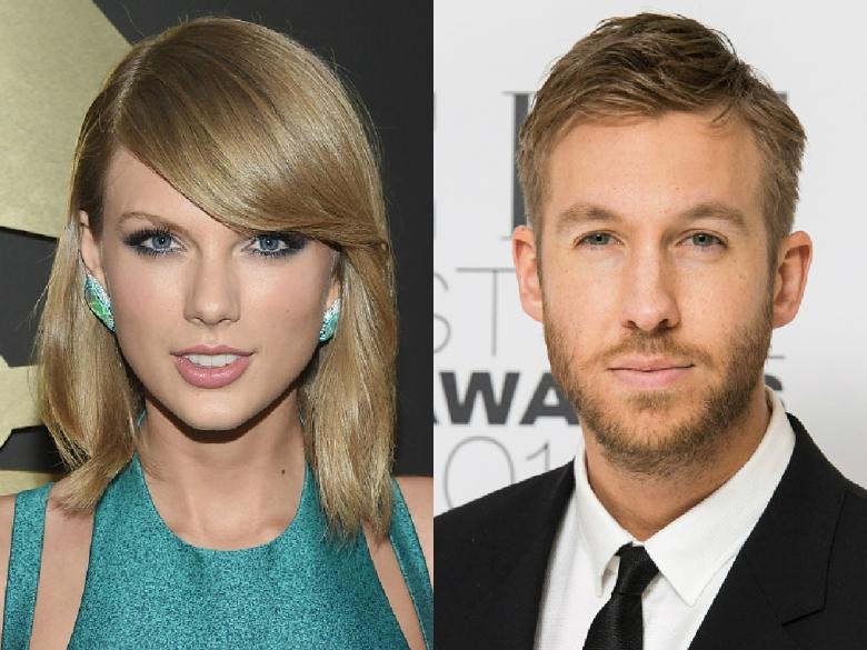Taylor Swift et Calvin Harris amoureux