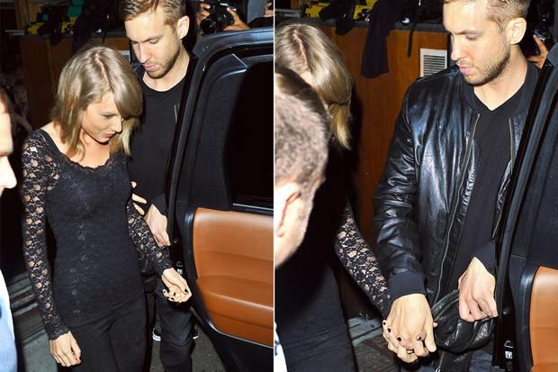 Taylor et Calvin ne se cachent plus