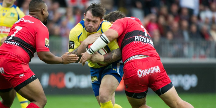 ASM Clermont - RC Toulon en direct live streaming