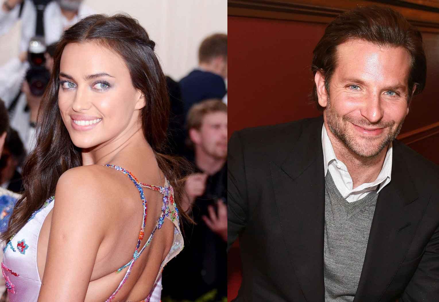 Après Cristiano, Irina Shayk et Bradley Cooper ensemble