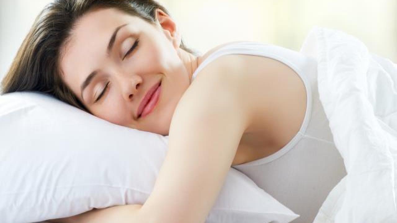 Dormir mieux pour perdre du poids