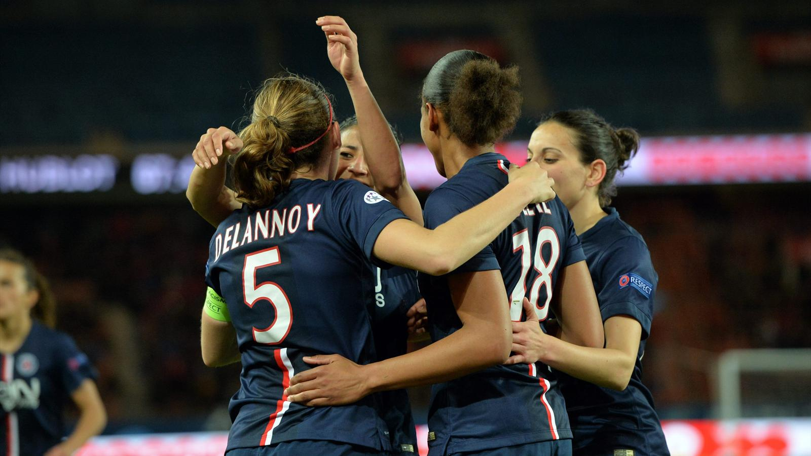 Finale C1 (Femmes) PSG - Francfort en direct live streaming