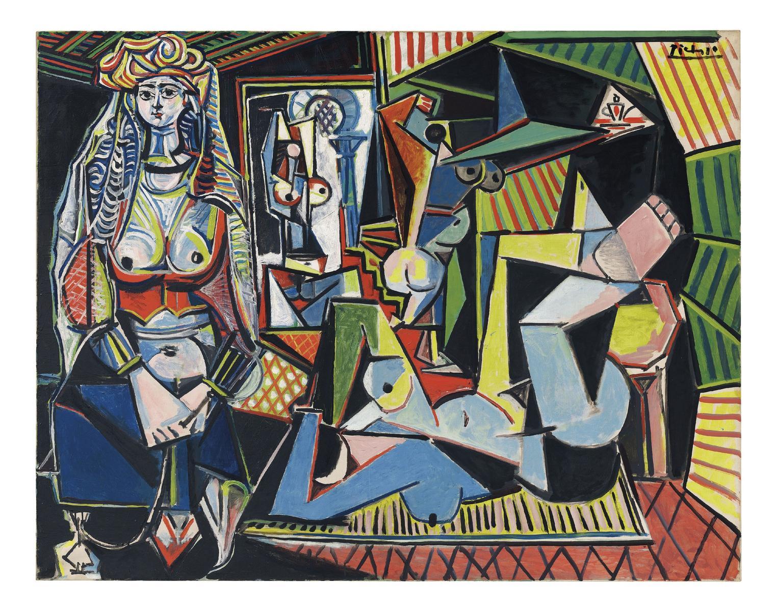 Fox News floute les seins d'un tableau de Picasso