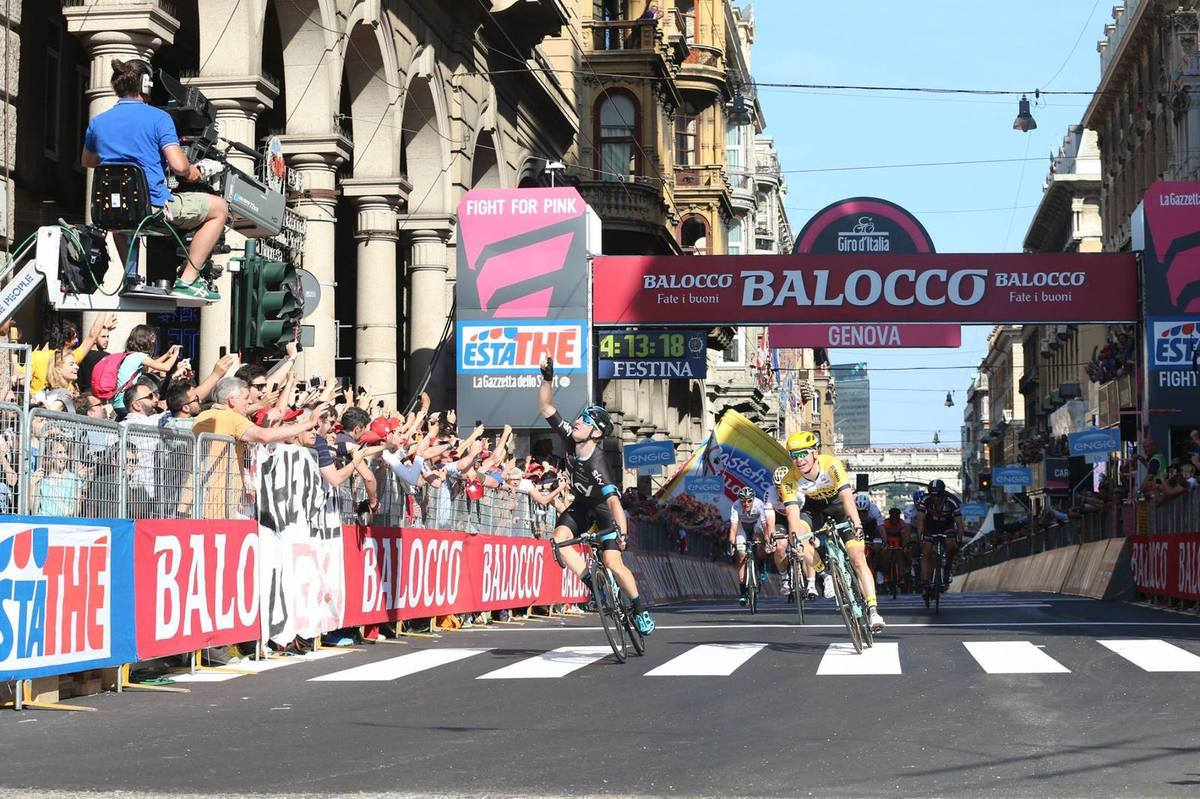 GIRO 2015 en direct live streaming