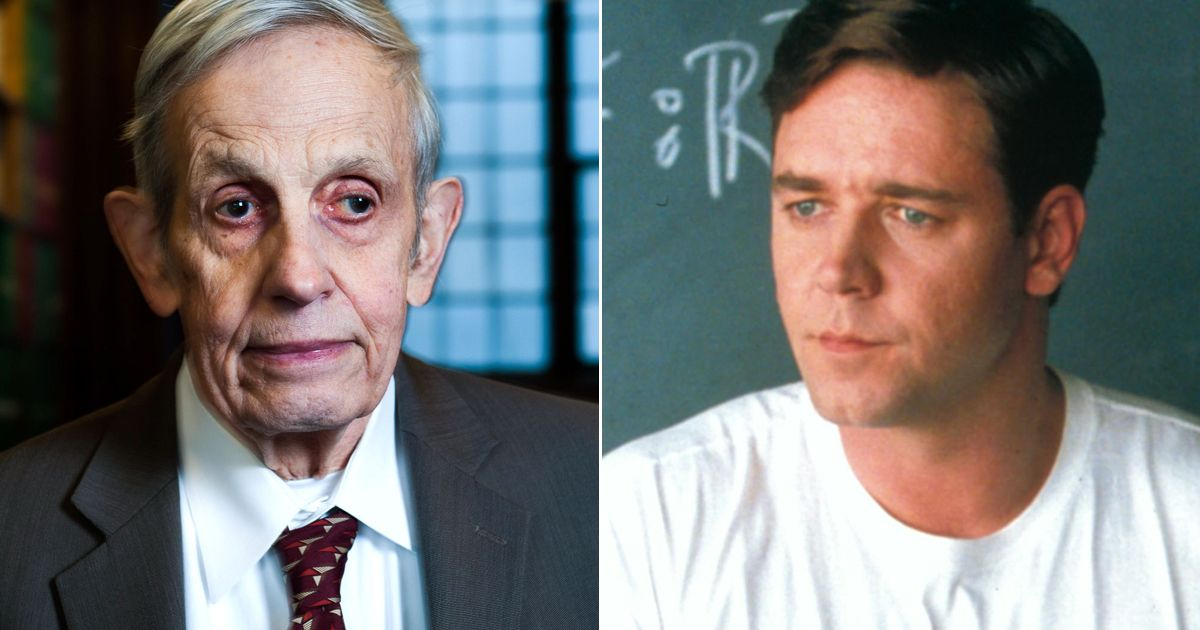 « A Beautiful Mind » : Décès du mathématicien John Nash dans un accident de voiture
