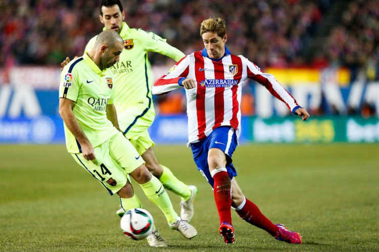 Match Atletico Madrid - FC Barcelone en direct live streaming