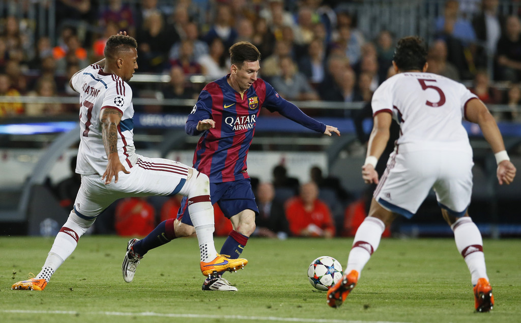 Match Bayern Munich - FC Barcelone en direct live streaming