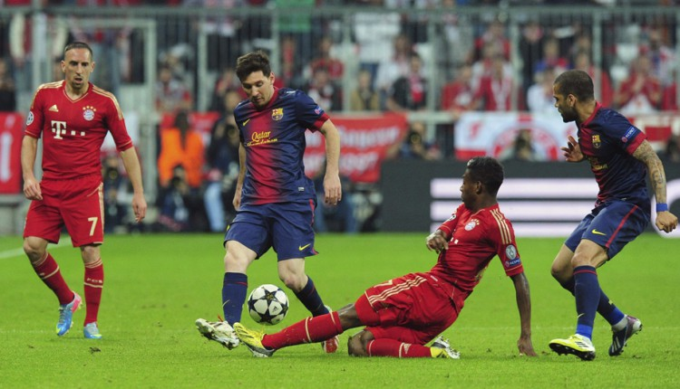 Match FC Barcelone - Bayern Munich en direct live streaming
