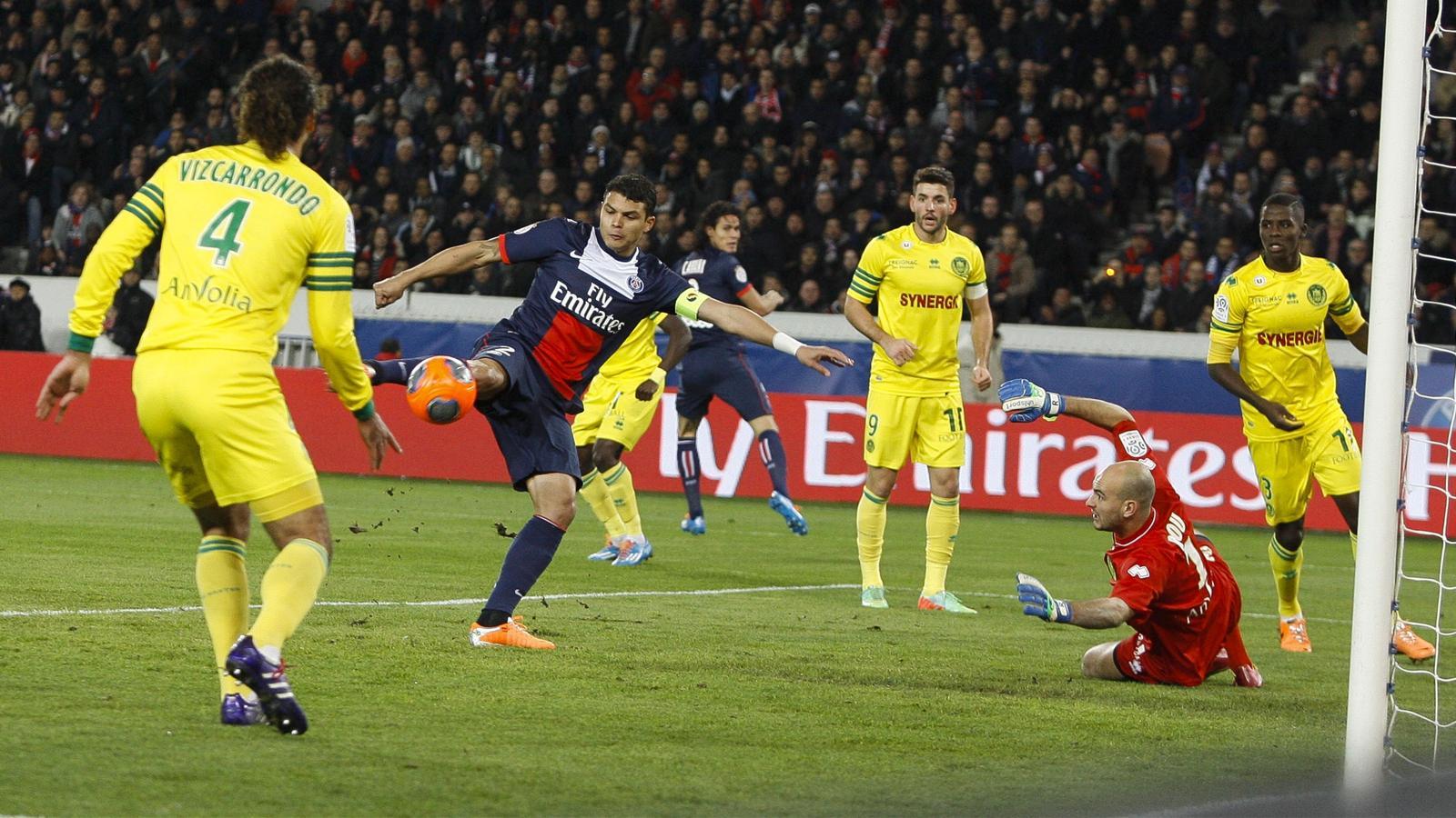 Match FC Nantes - Paris Saint-Germain en direct live streaming