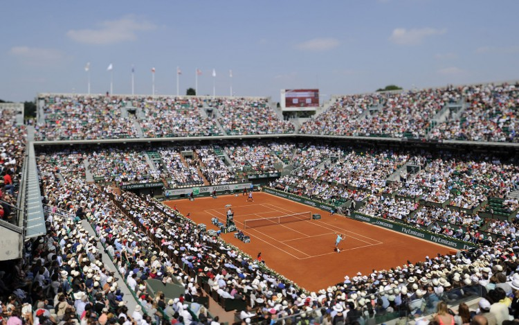 Tennis - Roland Garros en direct live streaming