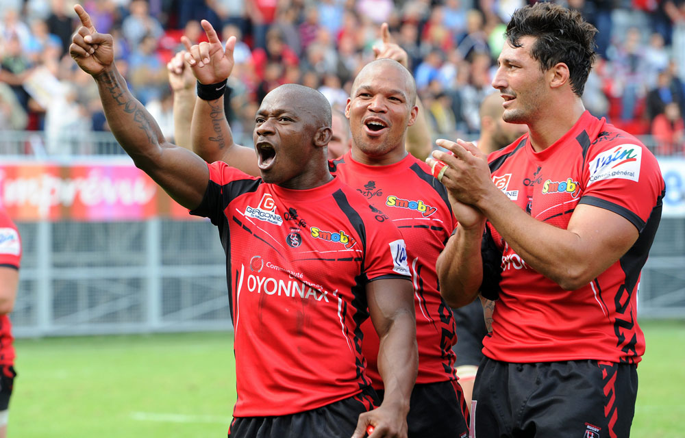 Rugby Top 14: US Oyonnax vs Lyon LOU en direct live streaming