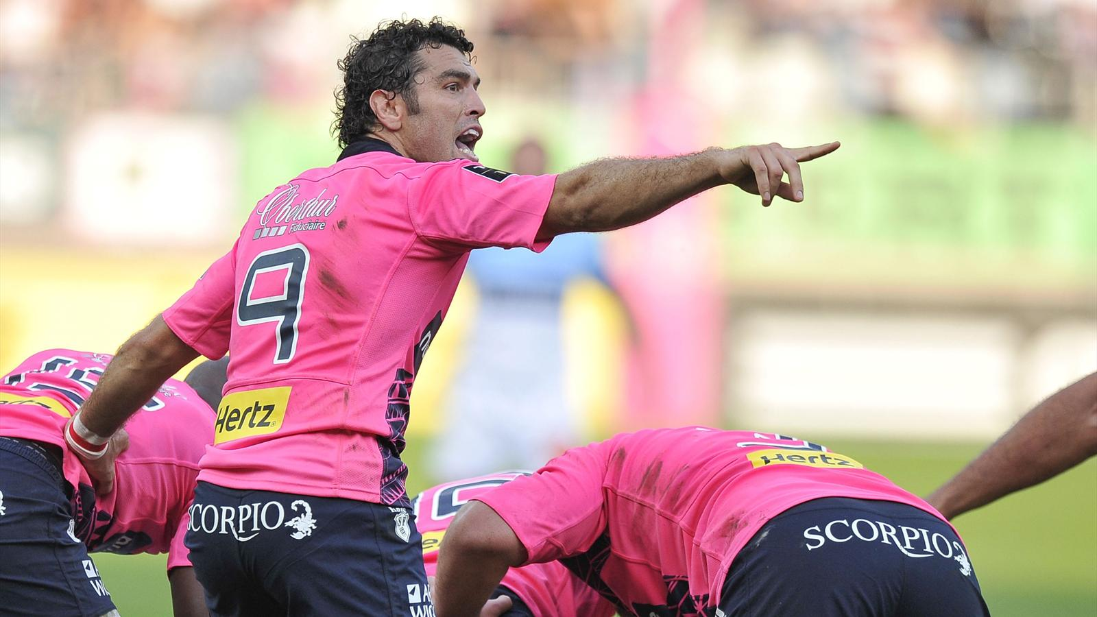 Rugby Top 14: Racing Métro 92 - Stade Français en direct live streaming