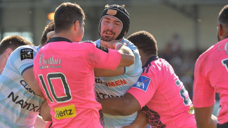 Stade Français - Racing Métro 92 en direct live streaming