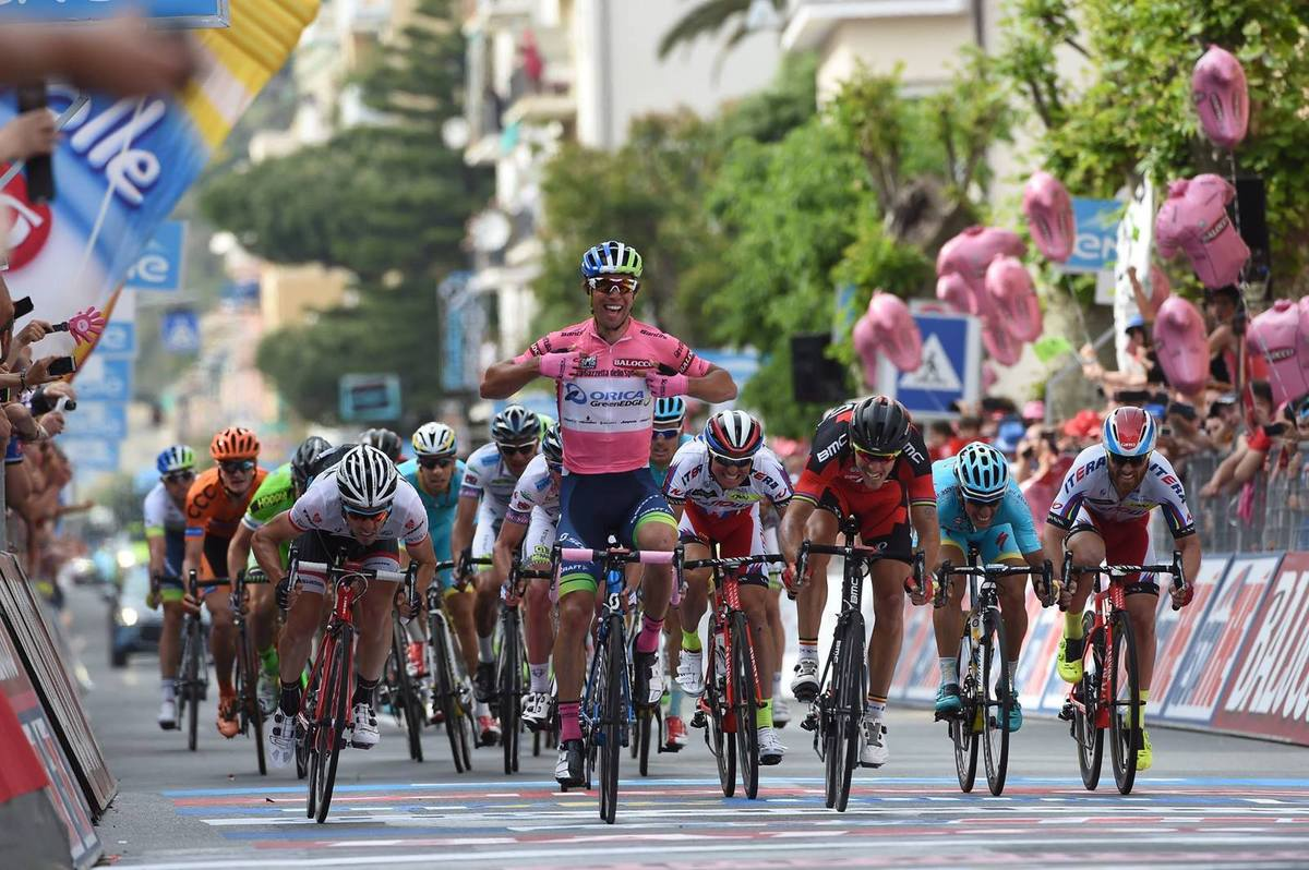 Tour d'Italie GIRO 2015 en direct live streaming