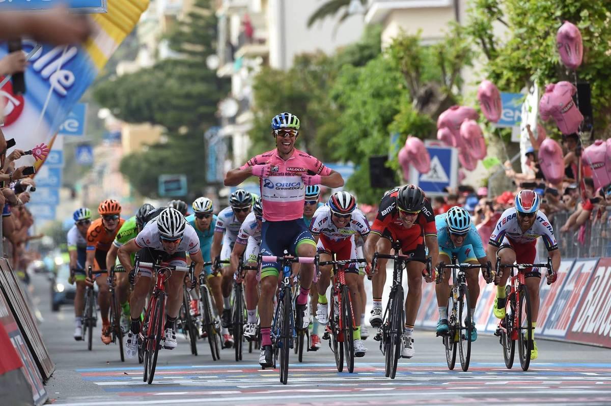 Tour d'Italie GIRO 2015 en direct live streaming