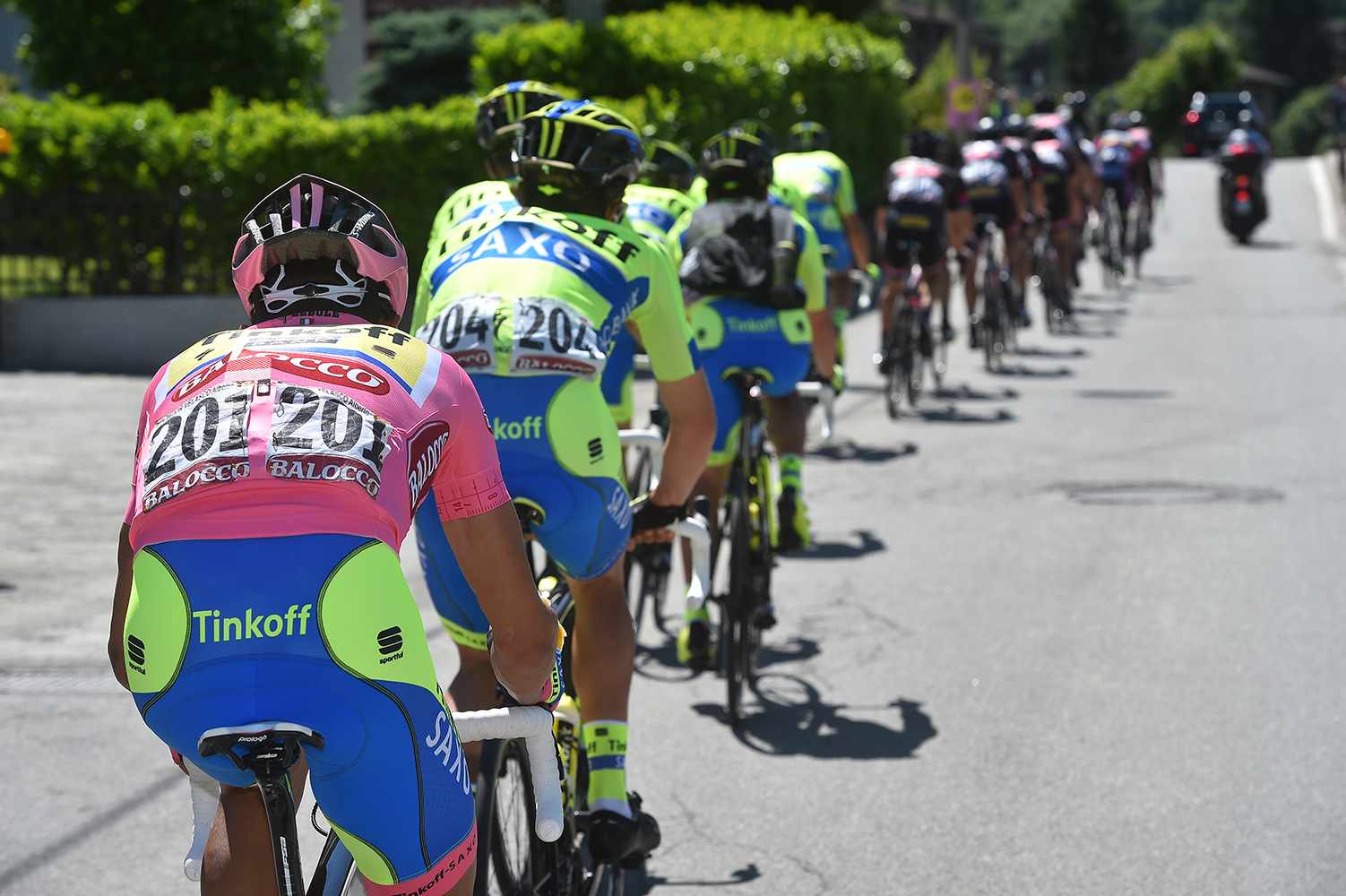 Tour d'Italie : Giro 2015 - 18ème étape en direct live streaming