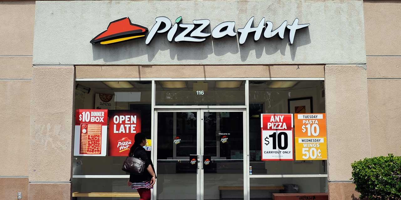 Une commande Pizza Hut sauve une femme et ses enfants pris en otage