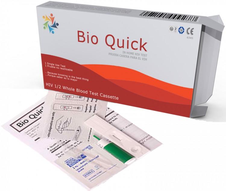 Un nouveau kit pour la détection du virus HIV à domicile désormais disponible !