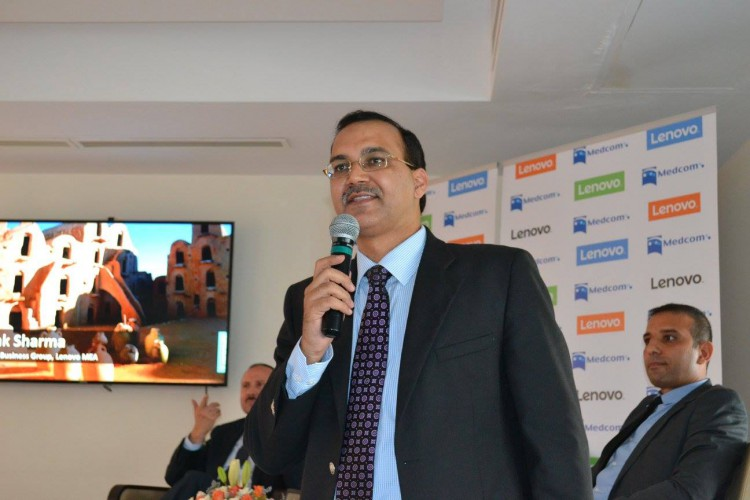 Lancement des smartphones Lenovo en Tunisie