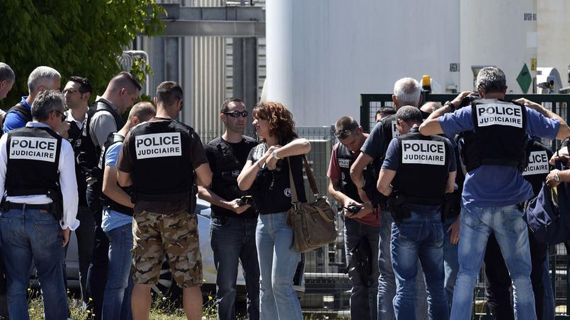 France - Attentat en Isère