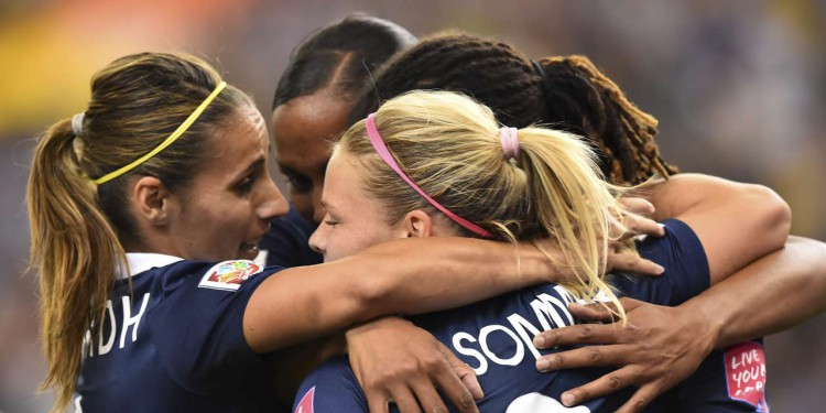 Mondial Femme - France vs Allemagne en direct live streaming