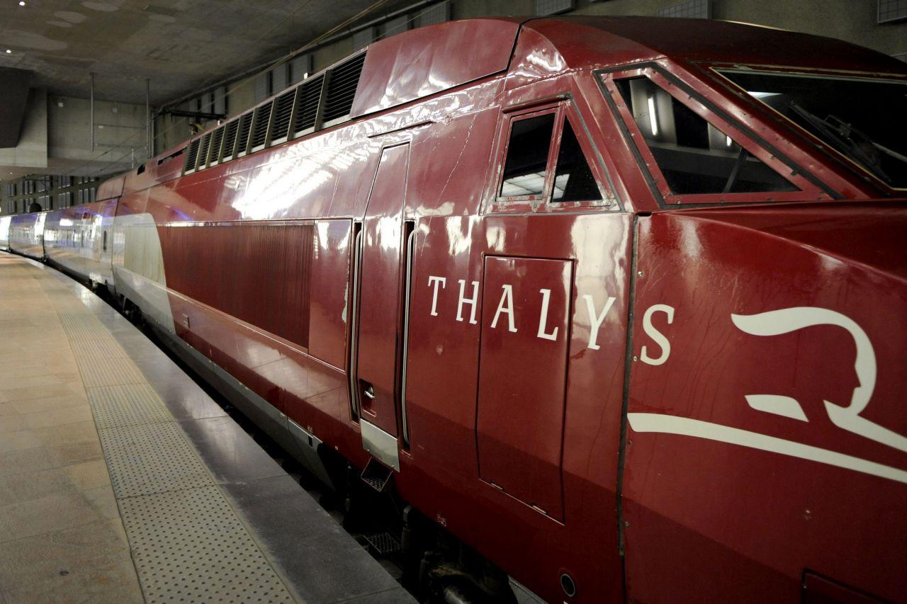 Attaque terroriste dans un Thalys