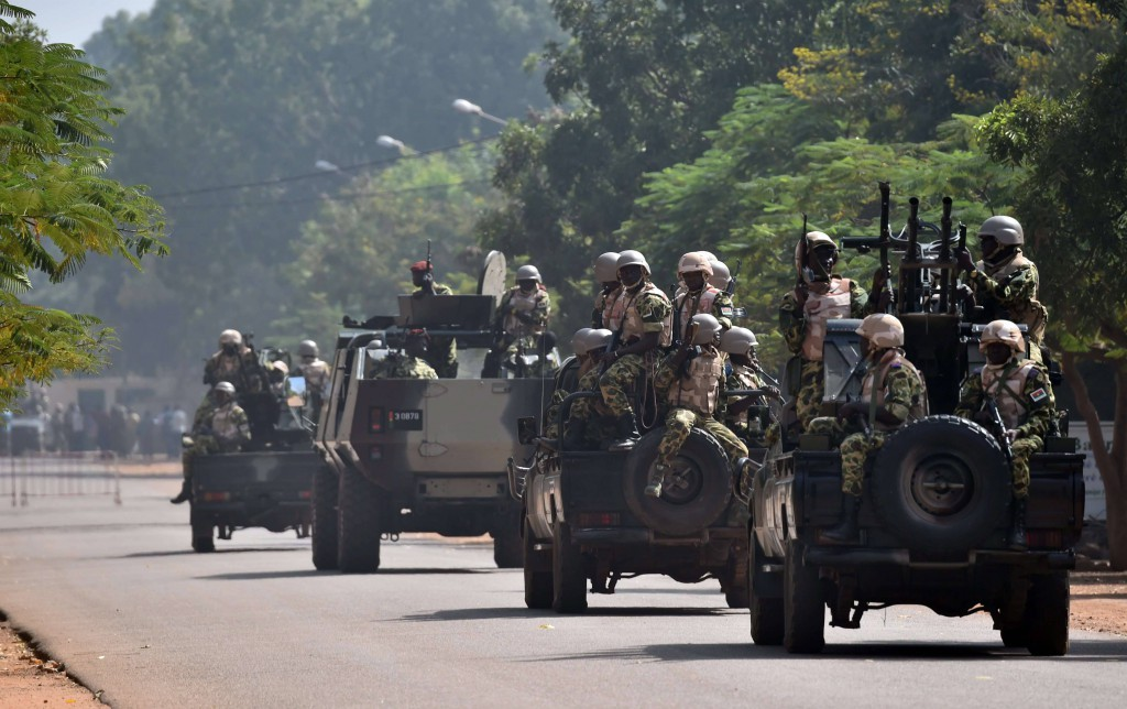 Putsch Militaire au Burkina Faso