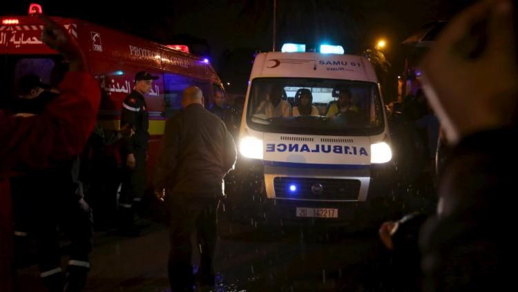 Attentat terroriste à Tunis mardi 24 Novembre 2015