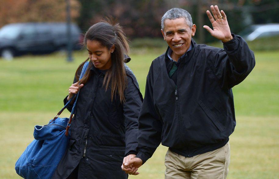 Barack Obama en vacances à Hawaii