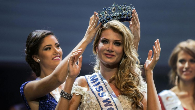 Mireia Lalaguna - Miss World 2016