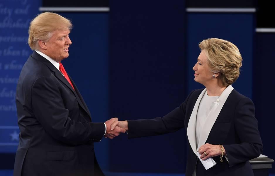 Résultats des Élections US 2016: Hillary Clinton vs Donald Trump