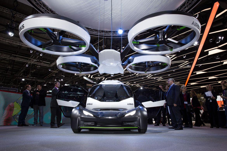 Pop Up: La voiture volante d'Airbus