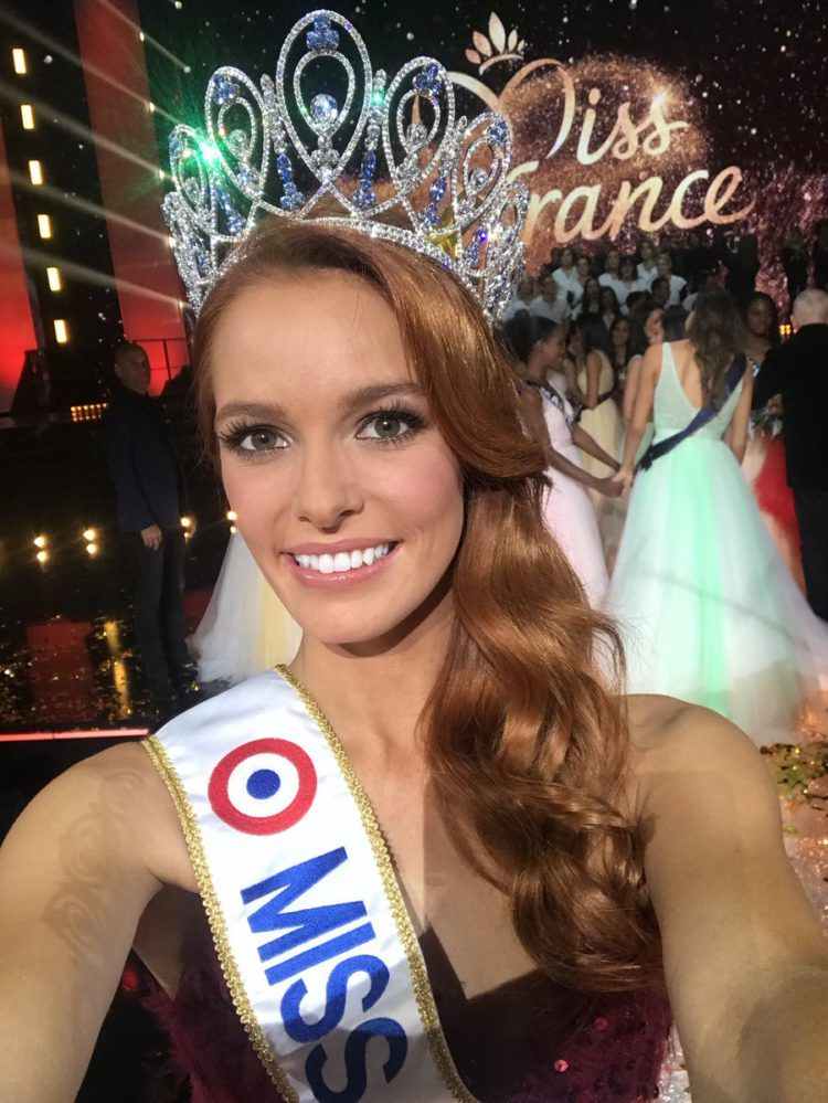 Maëva Coucke : Miss France 2018